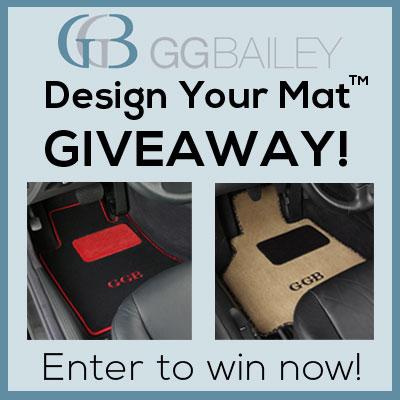 custom floor mat giveaway