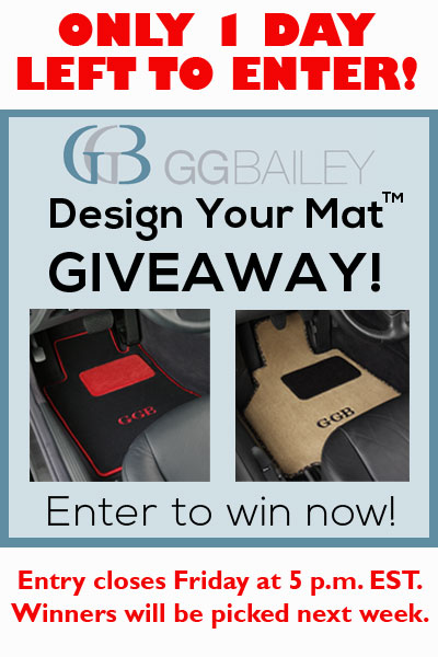 Giveaway square 1 day left