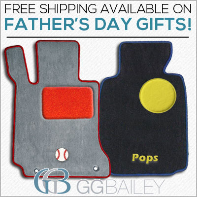 Fathers Day Car Mats 2