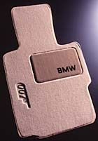 James Bond BMW Car Mats