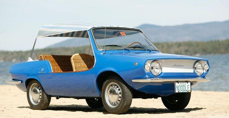 1969 Fiat Michelotti Shallette