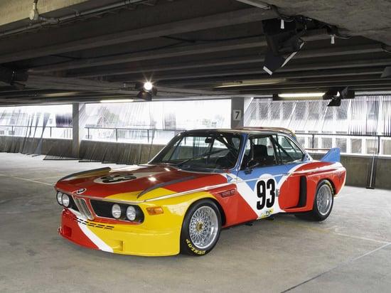 Alexander_Calder_BMW_Art_Car.jpg BMW 3.0 CSL, 1975