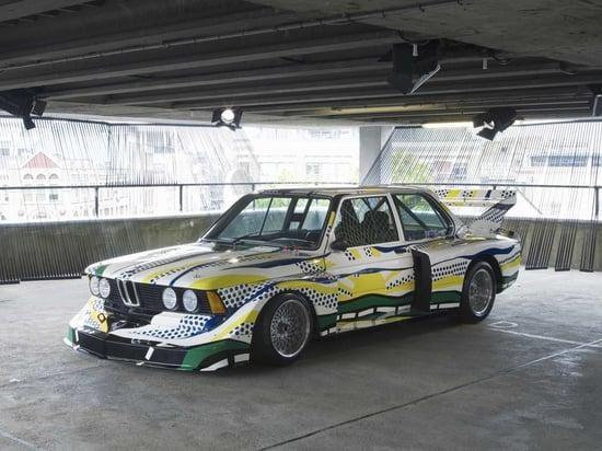 Roy_Lichtenstein_BMW_Art_Car.jpg BMW 320i 1977