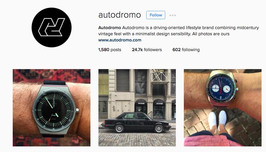 Autodromo Instagram