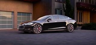 EV Tesla Sedan