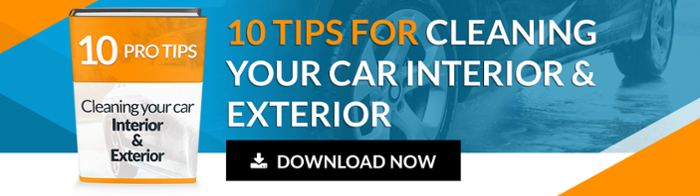 Cleaning Your Car Interior & Exterior