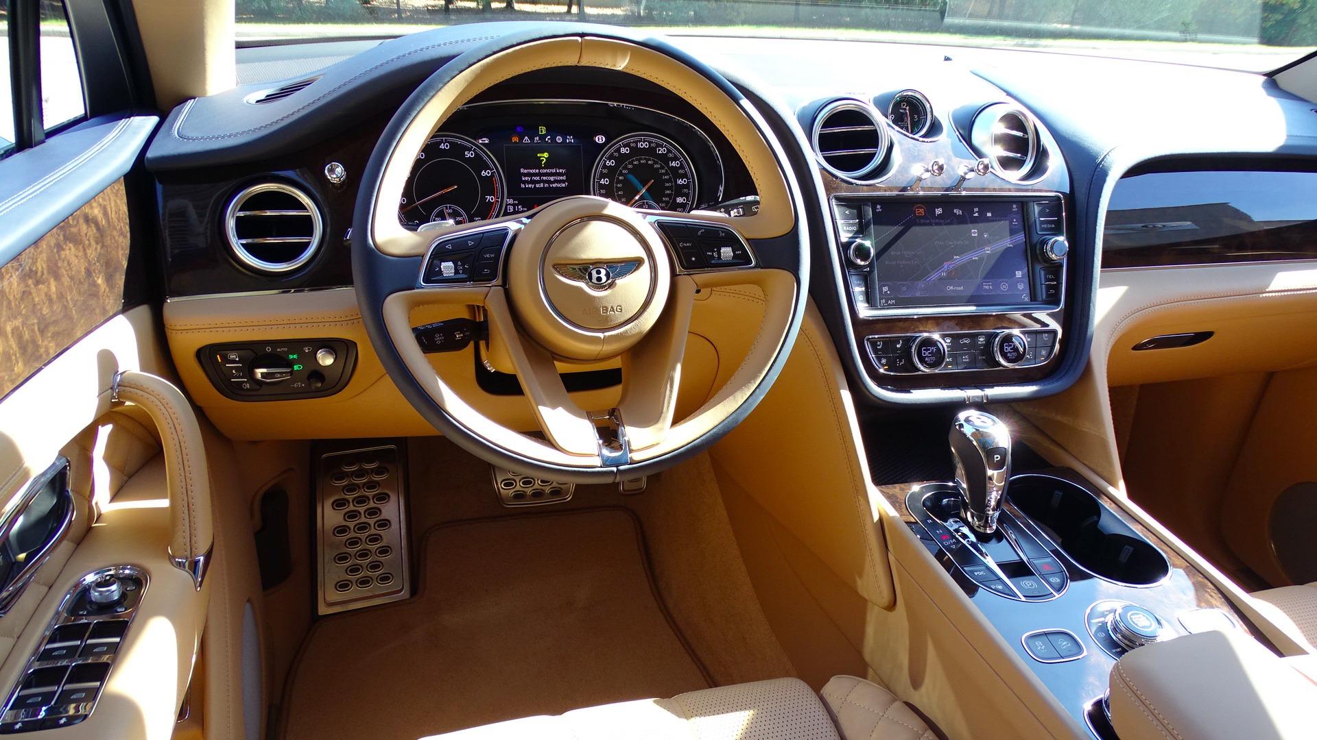 Racemark international ggbailey parent company helps bentley win best interior