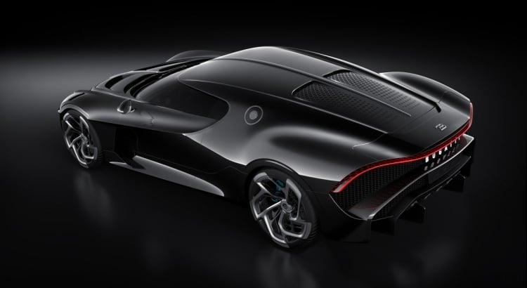 Geneva auto show 2019 Bugatti