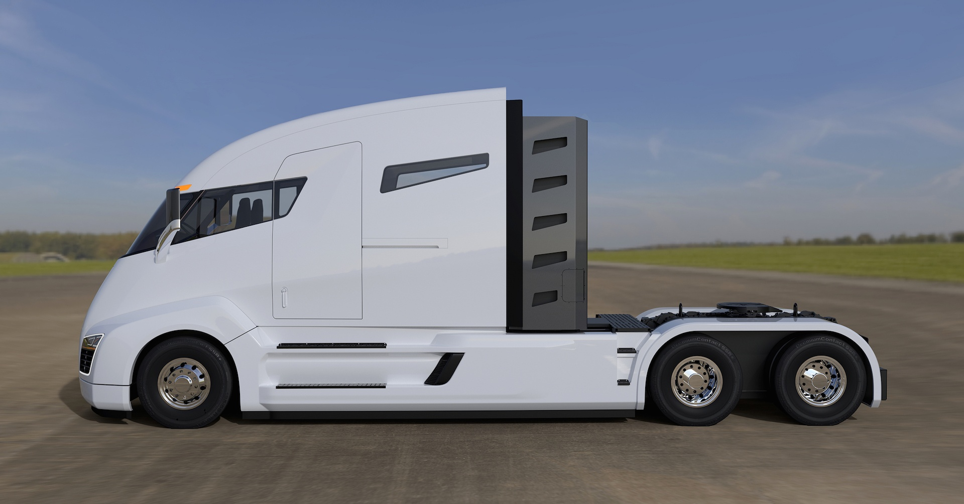 Automotive Brands That Are Driving the Future of Trucking